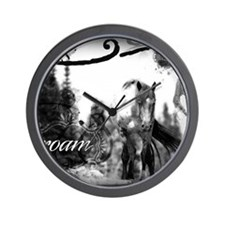 5-roam Wall Clock