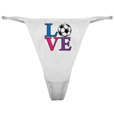 Multi, Soccer LOVE Classic Thong