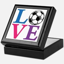 Multi2, Soccer LOVE Keepsake Box
