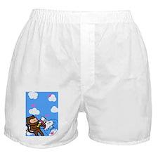 dfddfdfvffgfgfgfbbbrd Boxer Shorts