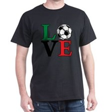 mexico, Soccer LOVE T-Shirt