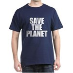 Save The Planet Dark T-Shirt
