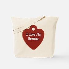 Love Bombay Tote Bag