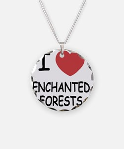 ENCHANTED_FORESTS Necklace
