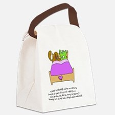 wookie anenome final Canvas Lunch Bag