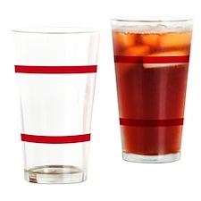 Run 10K_dark Drinking Glass