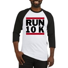 Run 10K_light Baseball Jersey