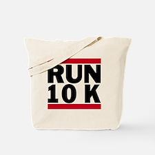 Run 10K_light Tote Bag