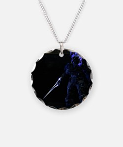 Halo Character Necklace