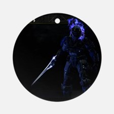Halo Character Round Ornament