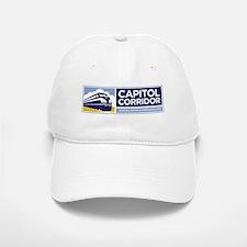 Capitol Corridor Logo Baseball Baseball Cap