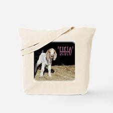 E-I-E-I-O pink Tote Bag