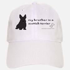 ScottishTerrierBrother Baseball Baseball Cap