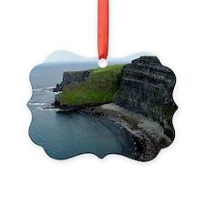 Irelands Cliffs of Mohr Ornament