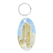 Civic Opera House Keychains