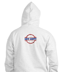 Get Lost: Search & Rescue Hoodie