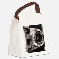 45mm Camera Canvas Lunch Bag