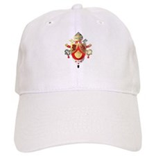 Benedict XVI Coat of Arms Baseball Cap