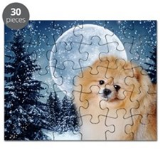 PomWinterMousepad Puzzle
