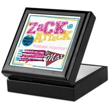 Zack_Attack_Shirt Keepsake Box