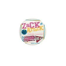 Zack_Attack_Shirt Mini Button