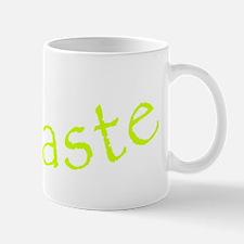 namaste_text Mug