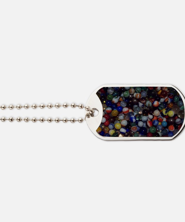 AlltheMarbles Dog Tags