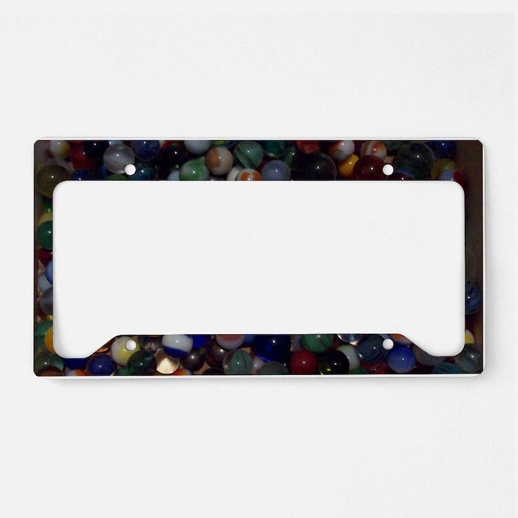 AlltheMarbles License Plate Holder