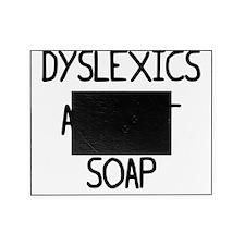 SOPA Dyslexics black Picture Frame