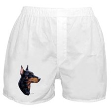Dobermann dark Boxer Shorts