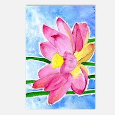 Indian Lotus 375 Postcards (Package of 8)