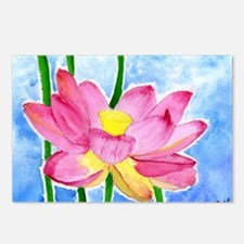 Indian Lotus Postcards (Package of 8)