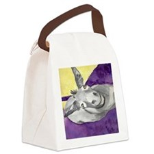 Smile donkey 375 Canvas Lunch Bag