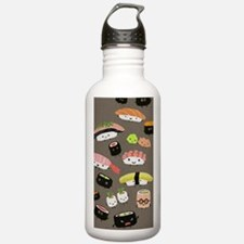 sushipartyCP3g Water Bottle