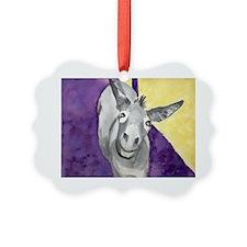 Smile donkey Ornament