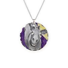 Smile donkey Necklace