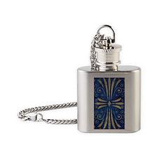 antique_iph4 Flask Necklace
