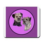 Border Terriers Mousepad