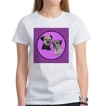 Border Terriers Women's T-Shirt