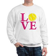 melon2, Tennis LOVE Sweatshirt