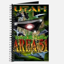 Utah The New Area 51 Journal NEW