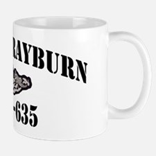 srayburn black letters Mug