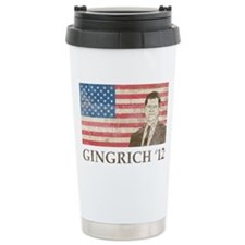 Newt GingrichVintage1 Travel Mug