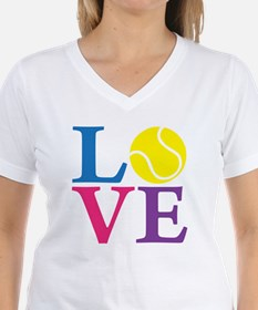 multi2, Tennis LOVE Shirt