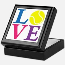 multi2, Tennis LOVE Keepsake Box