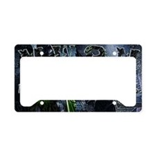 MW3MPoster License Plate Holder