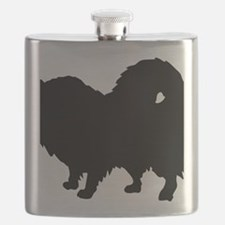 Pomeranian Flask