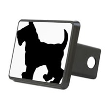 Scottish-Terrier Hitch Cover