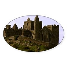 Rock of Cashel Decal