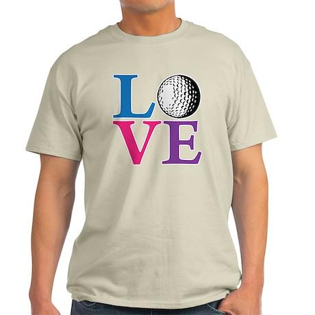 multi2, Golf LOVE Light T-Shirt